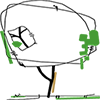 Hoveniers Nijmegen Tuinontwerp- en Adviesbureau Marc Denkers Mobiel Logo: